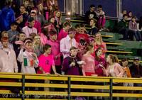 0866 Pink-Out at Football v CWA 101014