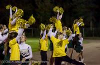 1084 Fall Cheer and Pirate Pals at Football v CWA 101014