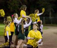 1090 Fall Cheer and Pirate Pals at Football v CWA 101014