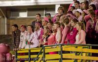 1171 Pink-Out at Football v CWA 101014