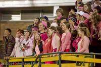 1179 Pink-Out at Football v CWA 101014
