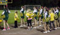 1184 Fall Cheer and Pirate Pals at Football v CWA 101014