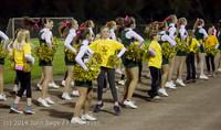 1191 Fall Cheer and Pirate Pals at Football v CWA 101014