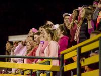 1203 Pink-Out at Football v CWA 101014