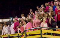 1218 Pink-Out at Football v CWA 101014