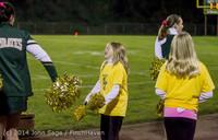 1235 Fall Cheer and Pirate Pals at Football v CWA 101014