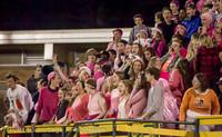 1321 Pink-Out at Football v CWA 101014