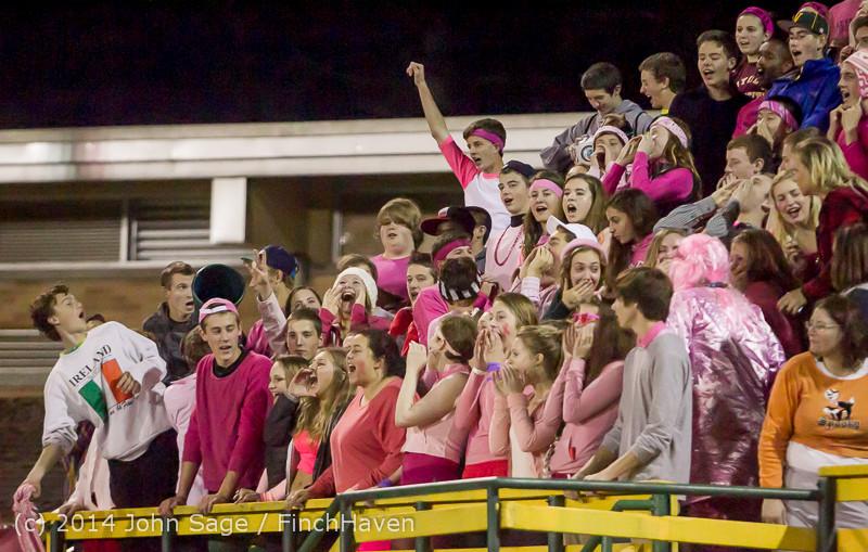 1329 Pink-Out at Football v CWA 101014