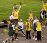1376 Fall Cheer and Pirate Pals at Football v CWA 101014