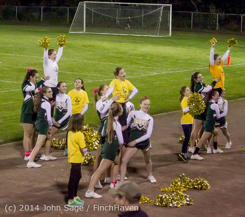 1388 Fall Cheer and Pirate Pals at Football v CWA 101014