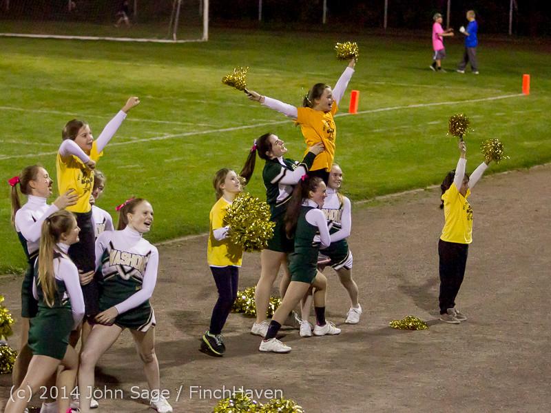 1391 Fall Cheer and Pirate Pals at Football v CWA 101014