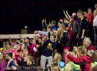 1480 Pink-Out at Football v CWA 101014