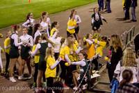 1483 Pink-Out at Football v CWA 101014