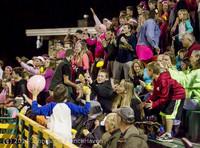 1493 Pink-Out at Football v CWA 101014