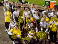 1633 Fall Cheer and Pirate Pals at Football v CWA 101014