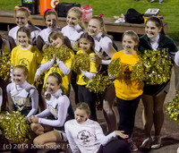 1659 Fall Cheer and Pirate Pals at Football v CWA 101014