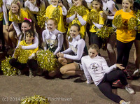 1662 Fall Cheer and Pirate Pals at Football v CWA 101014