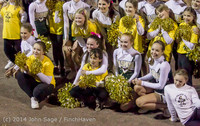 1668 Fall Cheer and Pirate Pals at Football v CWA 101014