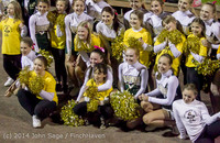 1669 Fall Cheer and Pirate Pals at Football v CWA 101014