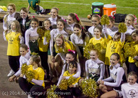 1673 Fall Cheer and Pirate Pals at Football v CWA 101014