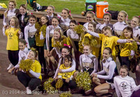 1678 Fall Cheer and Pirate Pals at Football v CWA 101014