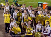 1695 Fall Cheer and Pirate Pals at Football v CWA 101014