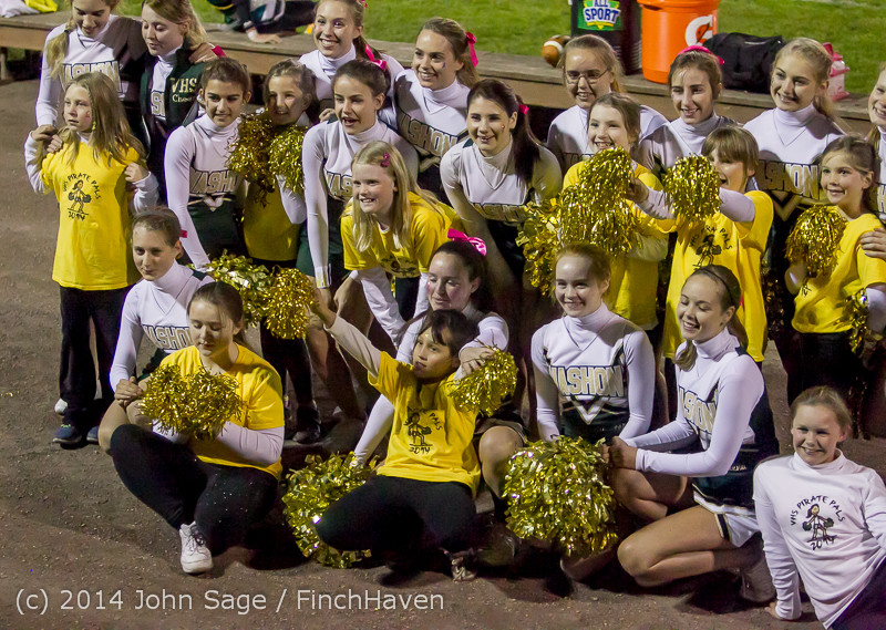 1698 Fall Cheer and Pirate Pals at Football v CWA 101014