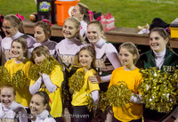 1711 Fall Cheer and Pirate Pals at Football v CWA 101014