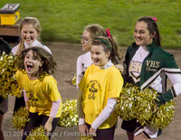 1720 Fall Cheer and Pirate Pals at Football v CWA 101014
