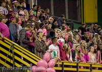2232 Pink-Out at Football v CWA 101014