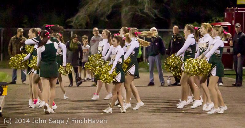 2686 Fall Cheer and Pirate Pals at Football v CWA 101014