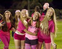2839 Pink-Out at Football v CWA 101014