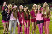 2848 Pink-Out at Football v CWA 101014