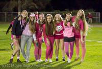 2864 Pink-Out at Football v CWA 101014