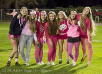 2866 Pink-Out at Football v CWA 101014