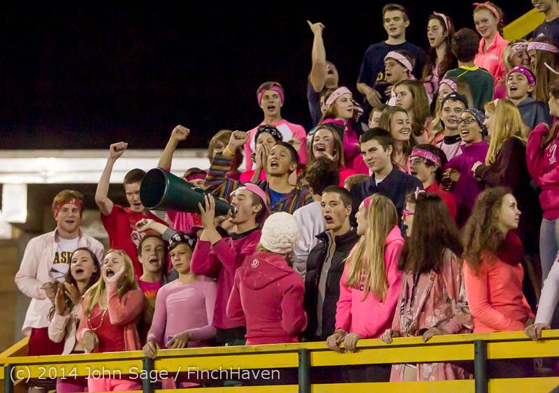 3920 Pink-Out at Football v CWA 101014