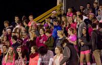 3932 Pink-Out at Football v CWA 101014