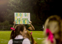 4037 Pink-Out at Football v CWA 101014