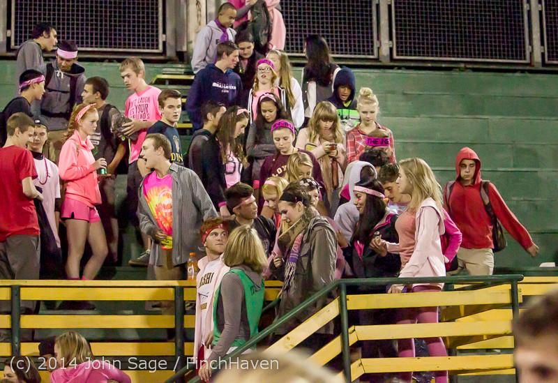 4087 Pink-Out at Football v CWA 101014