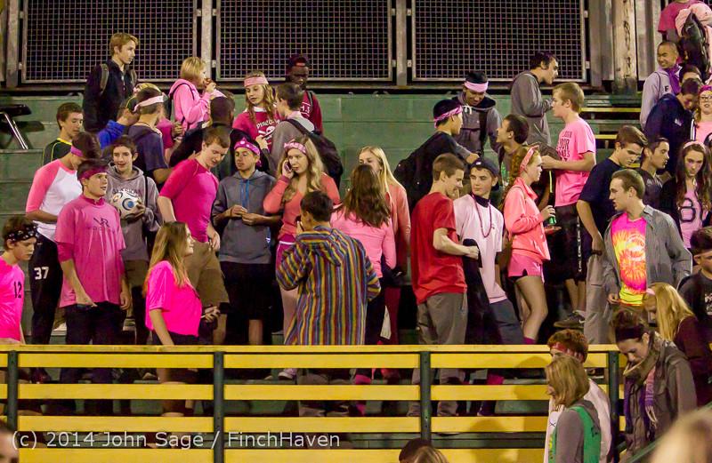 4092 Pink-Out at Football v CWA 101014