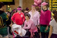 4096 Pink-Out at Football v CWA 101014