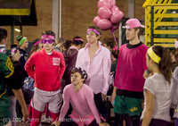 4106 Pink-Out at Football v CWA 101014