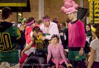 4110 Pink-Out at Football v CWA 101014