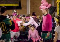 4116 Pink-Out at Football v CWA 101014