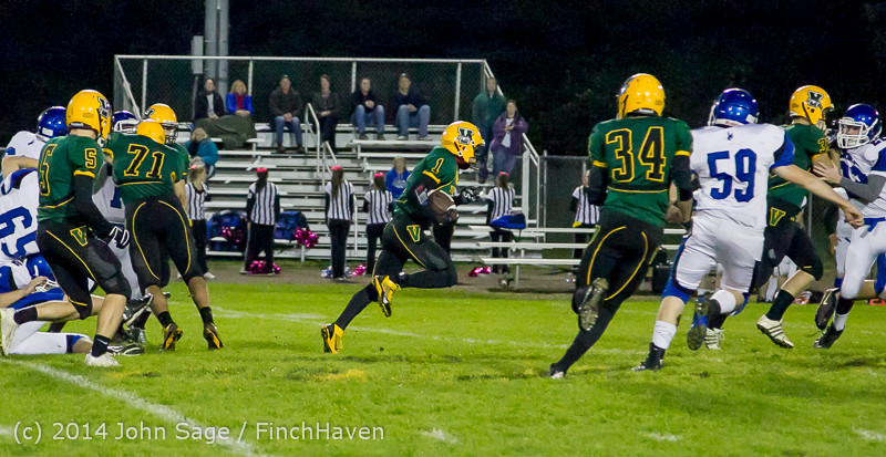 4554 Football v Chimacum 103114