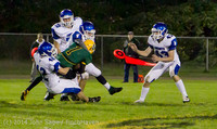 4567 Football v Chimacum 103114