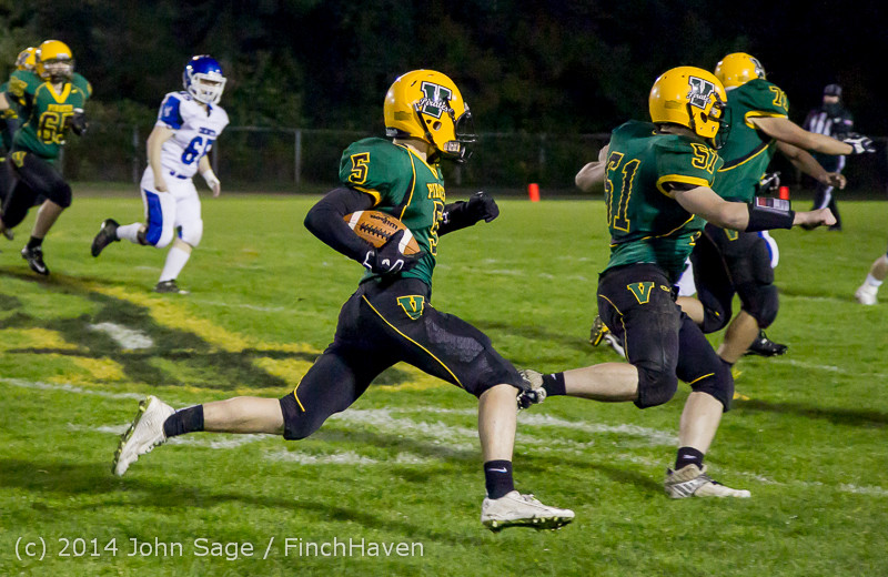 4590 Football v Chimacum 103114