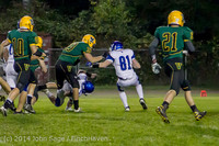 4638 Football v Chimacum 103114