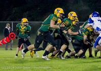 4663 Football v Chimacum 103114
