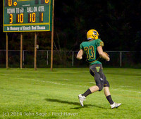 4710 Football v Chimacum 103114